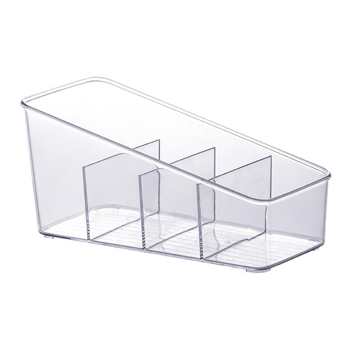 Organizador Diamond com Divisórias  27 x 13 x 13 cm - Diamond