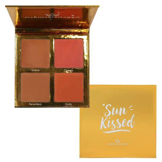 Paleta de Blush e Contorno Sun Kissed - Mari Maria