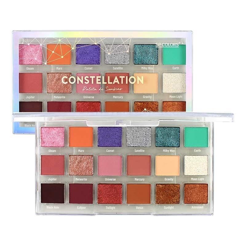Paleta de Sombras Constellation - SP Colors