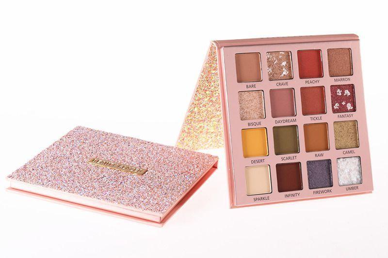 Paleta de Sombras Desert Rose B58A - Beauty Glazed