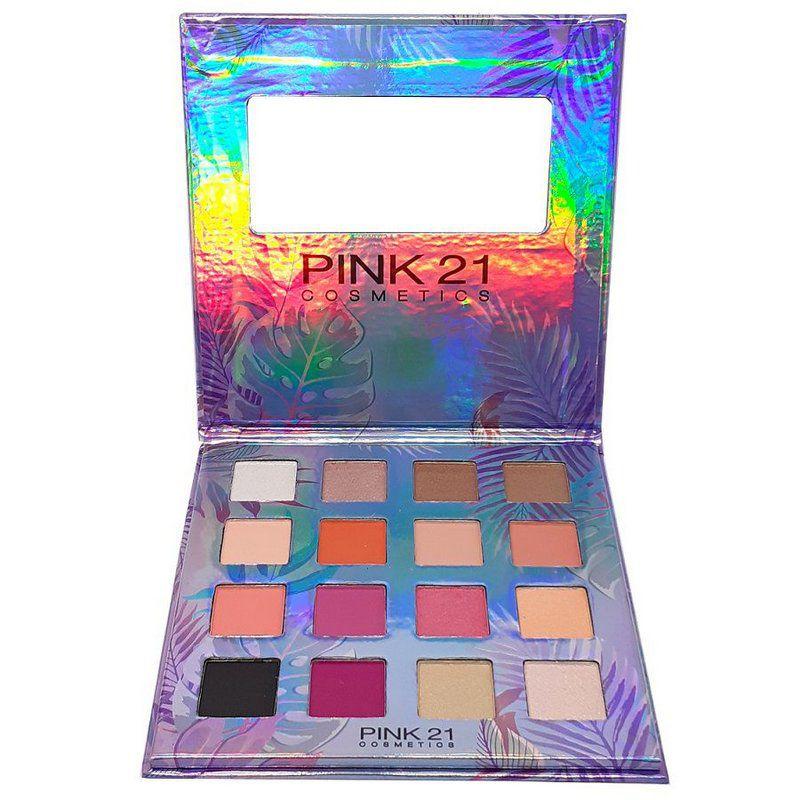 Paleta de Sombras Girls Inspire - Pink 21