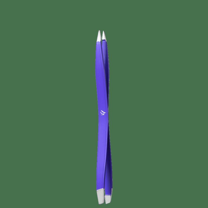Pinça Dupla para Sobrancelhas TW-1465 - Klass Vough