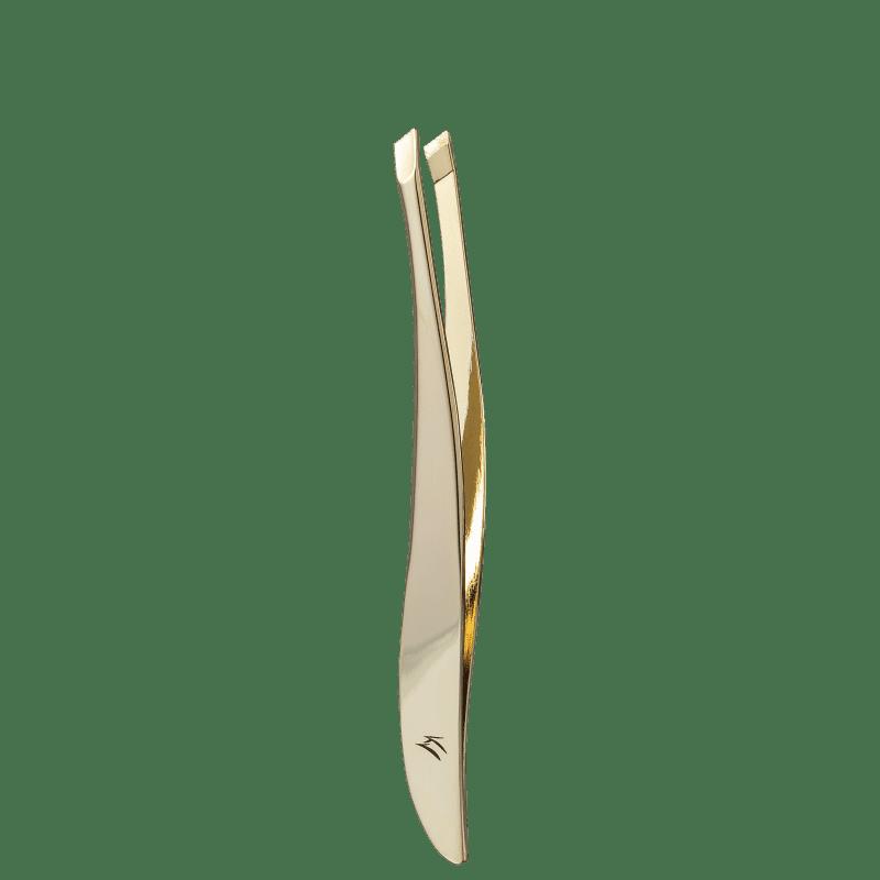 Pinça Para Sobrancelhas  TW 1077G - Klass Vough