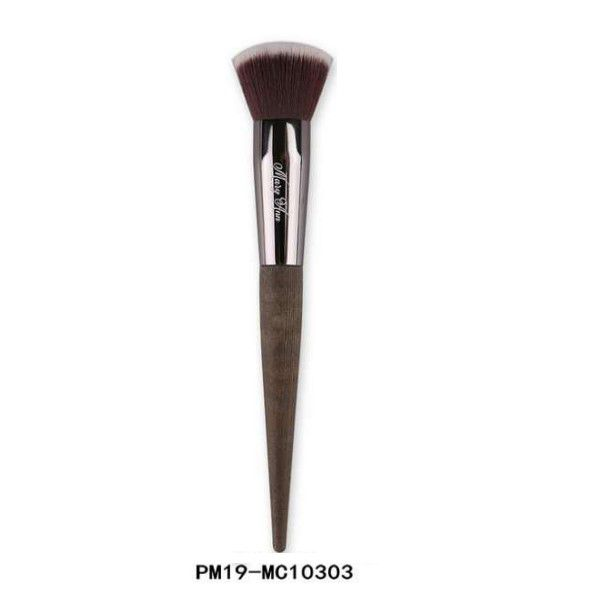 Pincel Kabuki para Base Mary Ann PM19-MC10303 - Miss Frandy