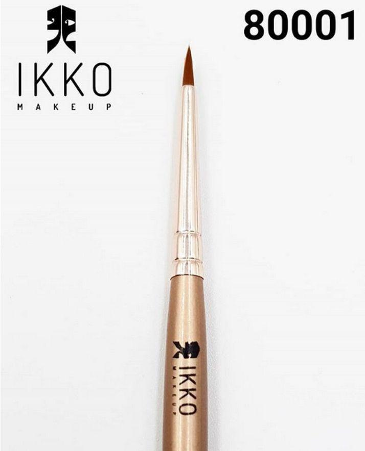 Pincel para Delinear Profissional 80001- IKKO