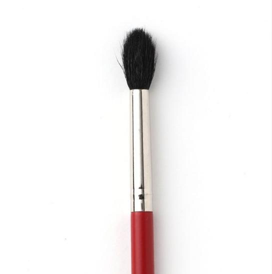 Pincel Para Esfumar Cônico com Cerdas Naturais Precision LP85 - Luv Beauty