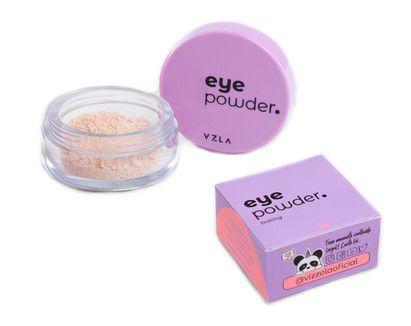 Pó translúcido para Área dos Olhos Eye Powder - Vizzela