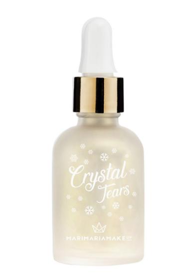 Primer Iluminador Hipoalergênico Crystal Tears  Aurum - Mari Maria Makeup