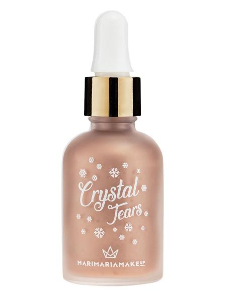 Primer Iluminador Hipoalergênico Crystal Tears  Quartz - Mari Maria Makeup