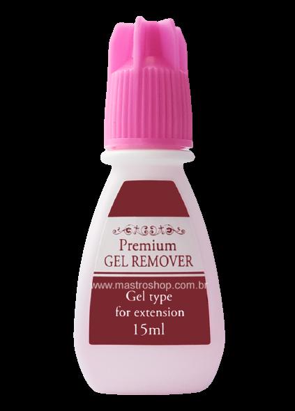 Removedor em Gel Premium para Extensão de Cílios