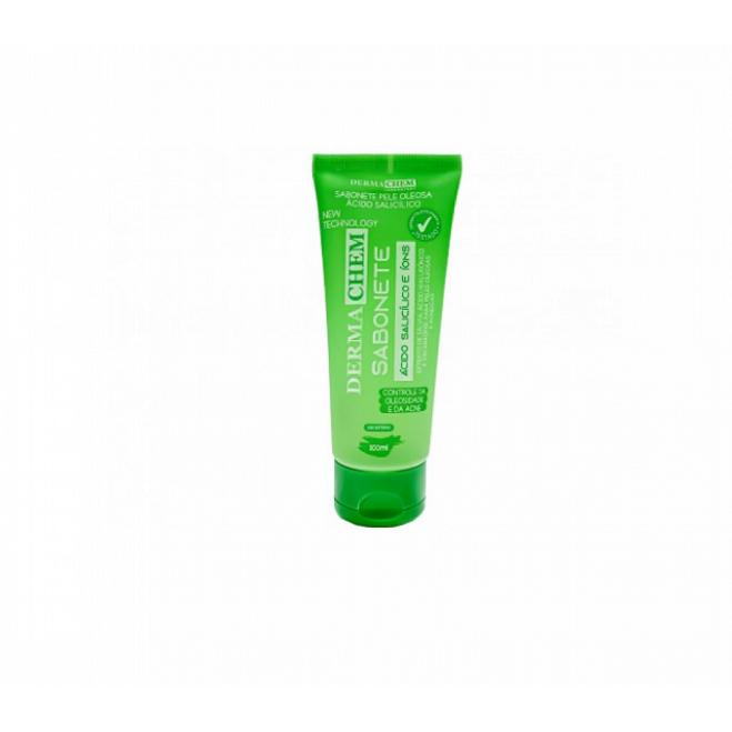 Sabonete Para pele Oleosa com Ácido Salicílico e Íons - Dermachem