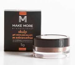 Skulp de Sobrancelha - Make More