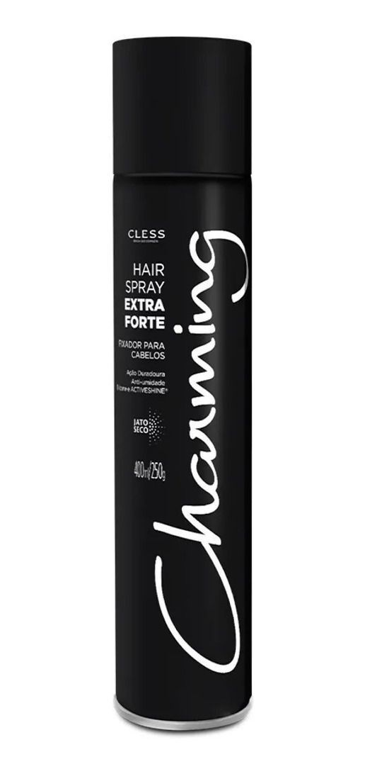 Spray Fixador Extra Forte - Charming