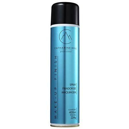 Spray Make Up Finisher Fixador de Maquiagem - 400 ml - Catharine Hill