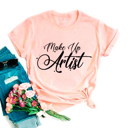 T-Shirt Makeup Artist