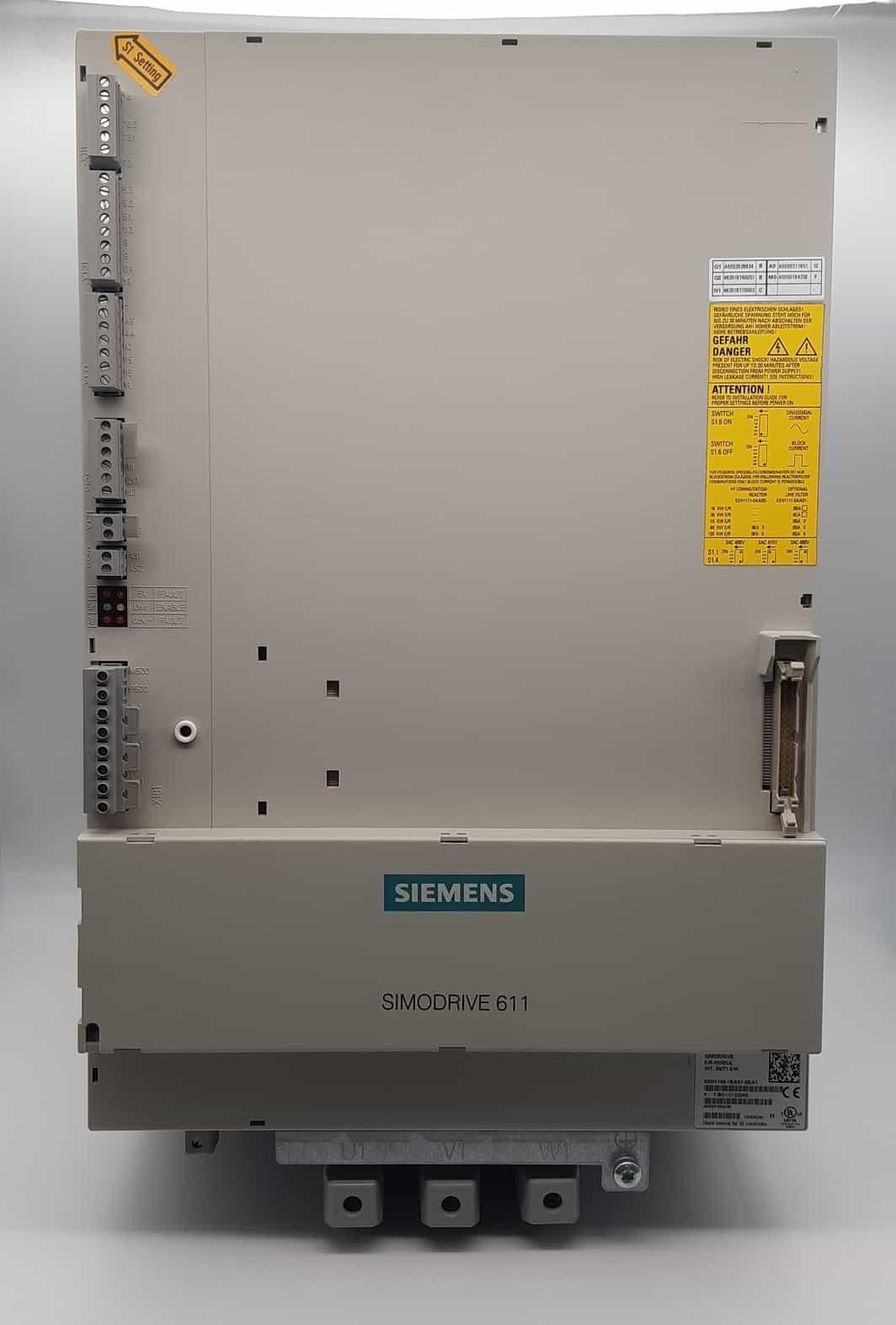 6SN1145-1BA01-0DA1 | FONTE SIMODRIVE 611 55/71 KW | SIEMENS