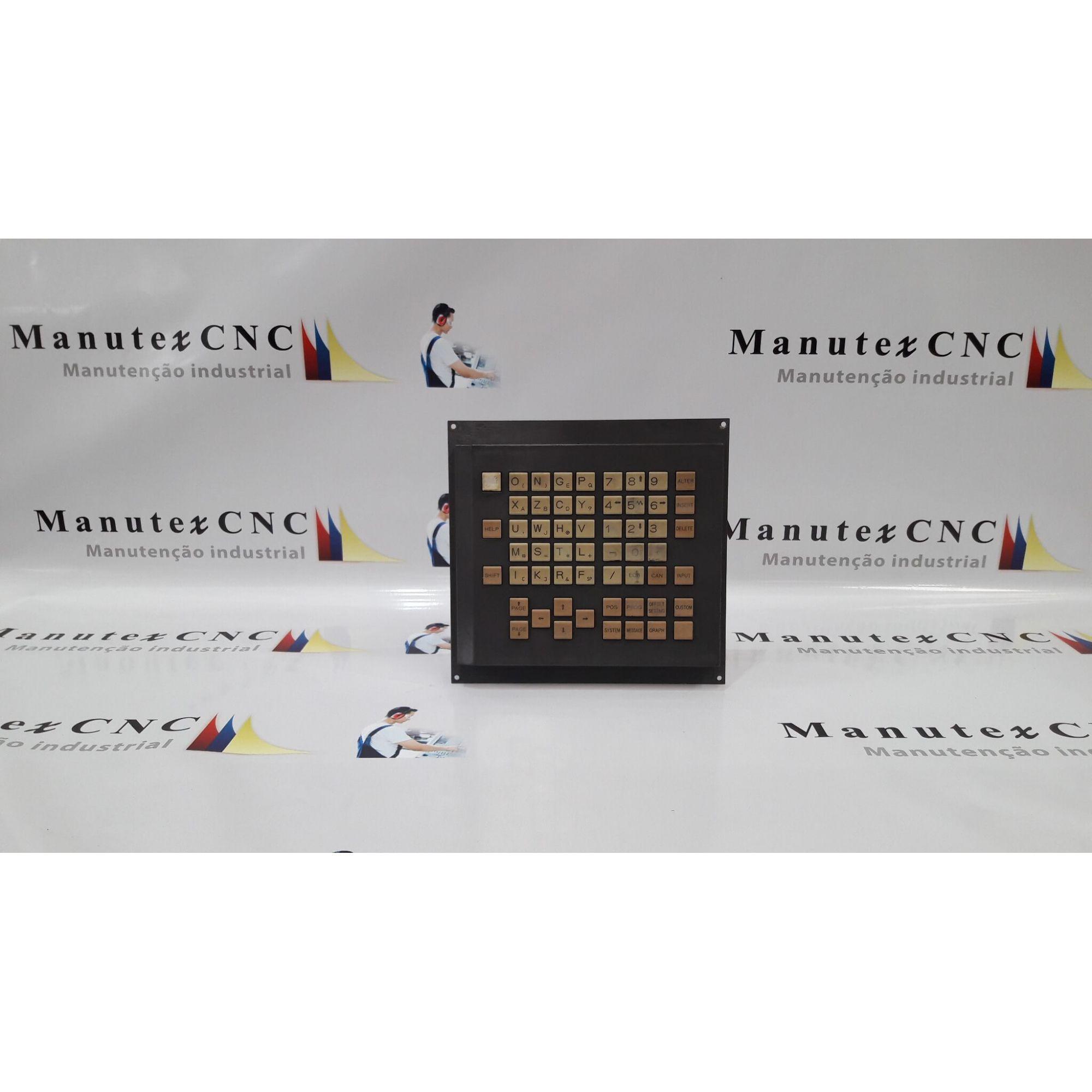 A02B-0236-C125/TBR | TECLADO MDI CNC | FANUC