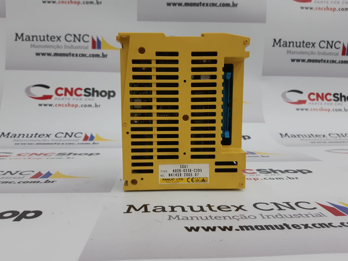 A02B-0236-C205 | MODULO I/O INTERFACE | FANUC