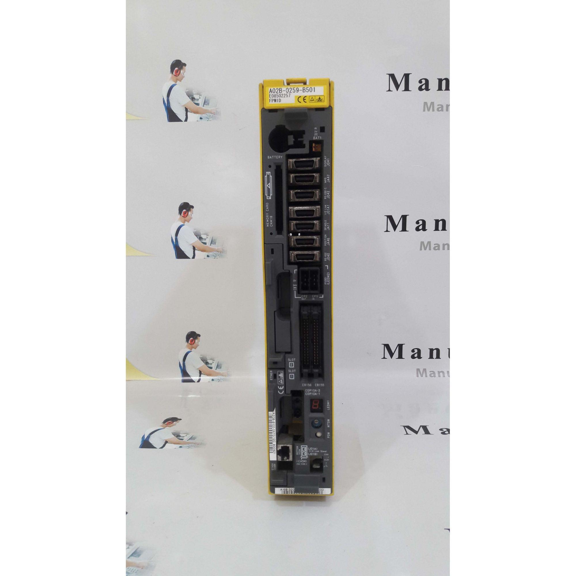 A02B-0259-B501 | POWER MATE i CNC | FANUC