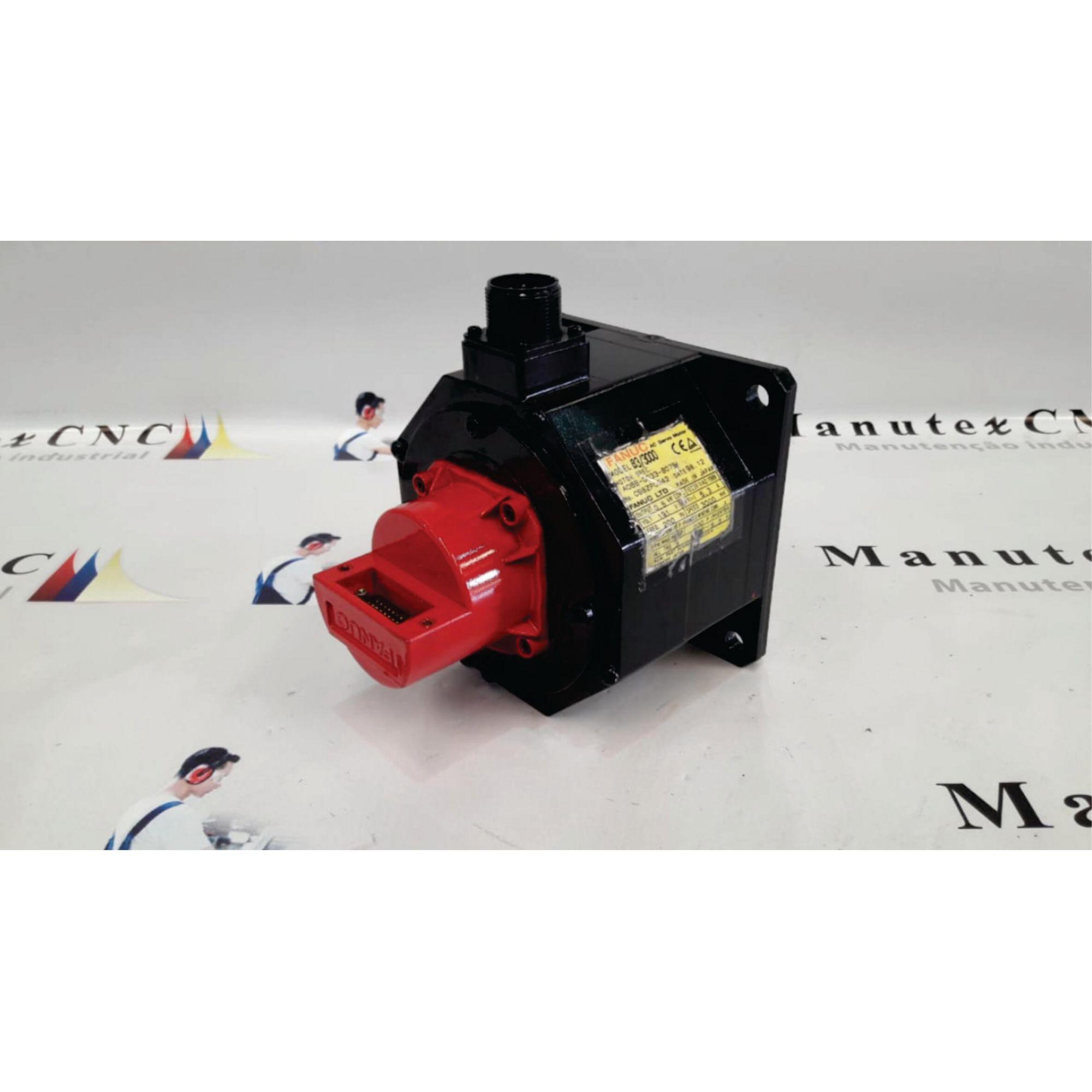 A06B-0033-B075 | SERVO MOTOR | FANUC