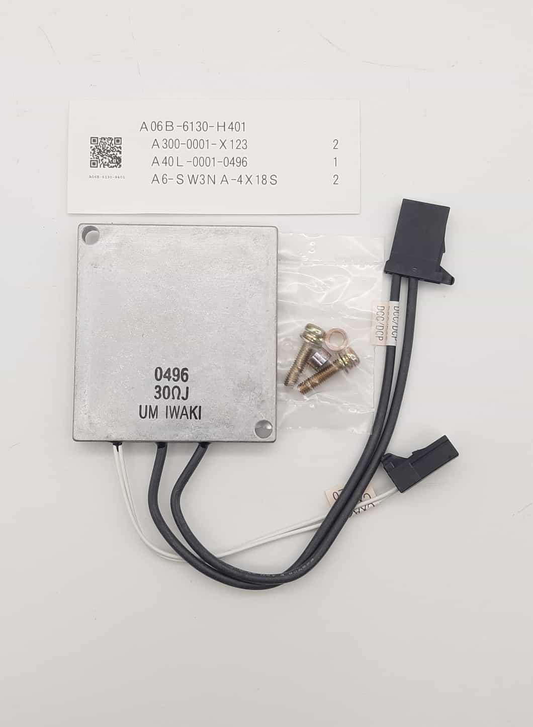 A06B-6130-H401 | RESISTOR | FANUC