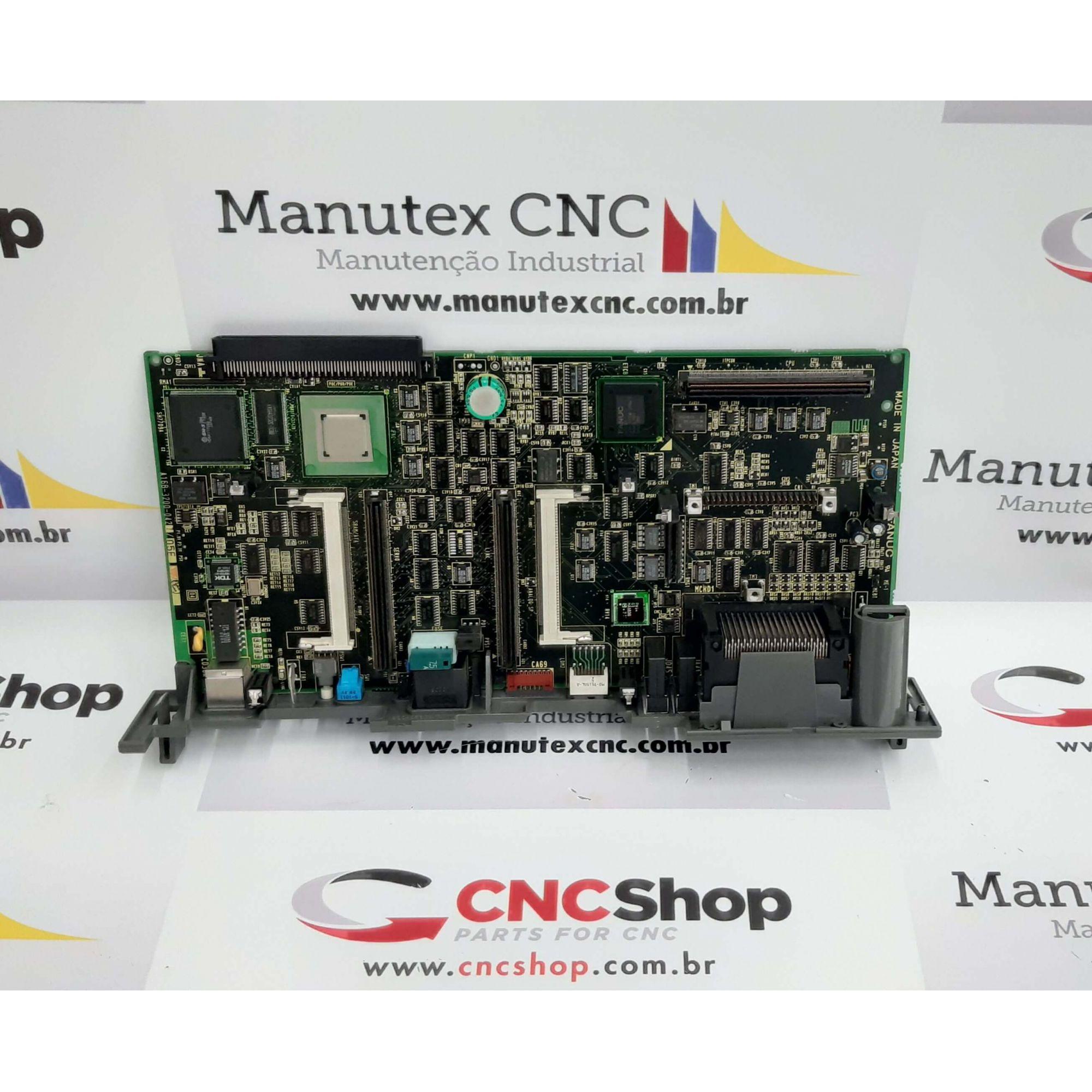 A16B-3200-0421|PLACA MASTER CNC|FANUC