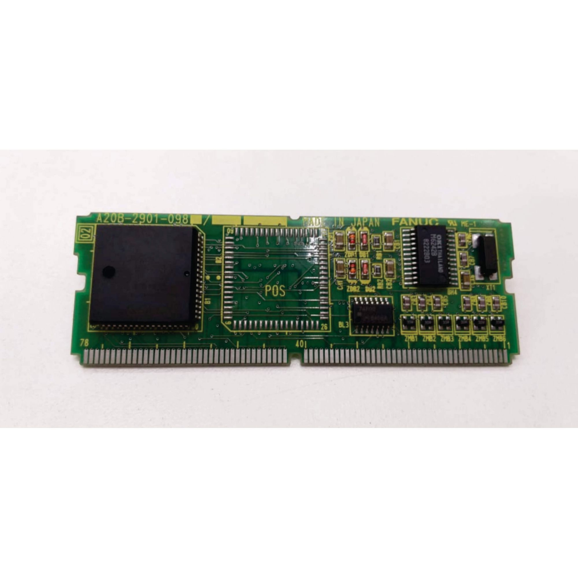 A20B-2901-0981|PLACA SPINDLE SERIAL CNC | FANUC