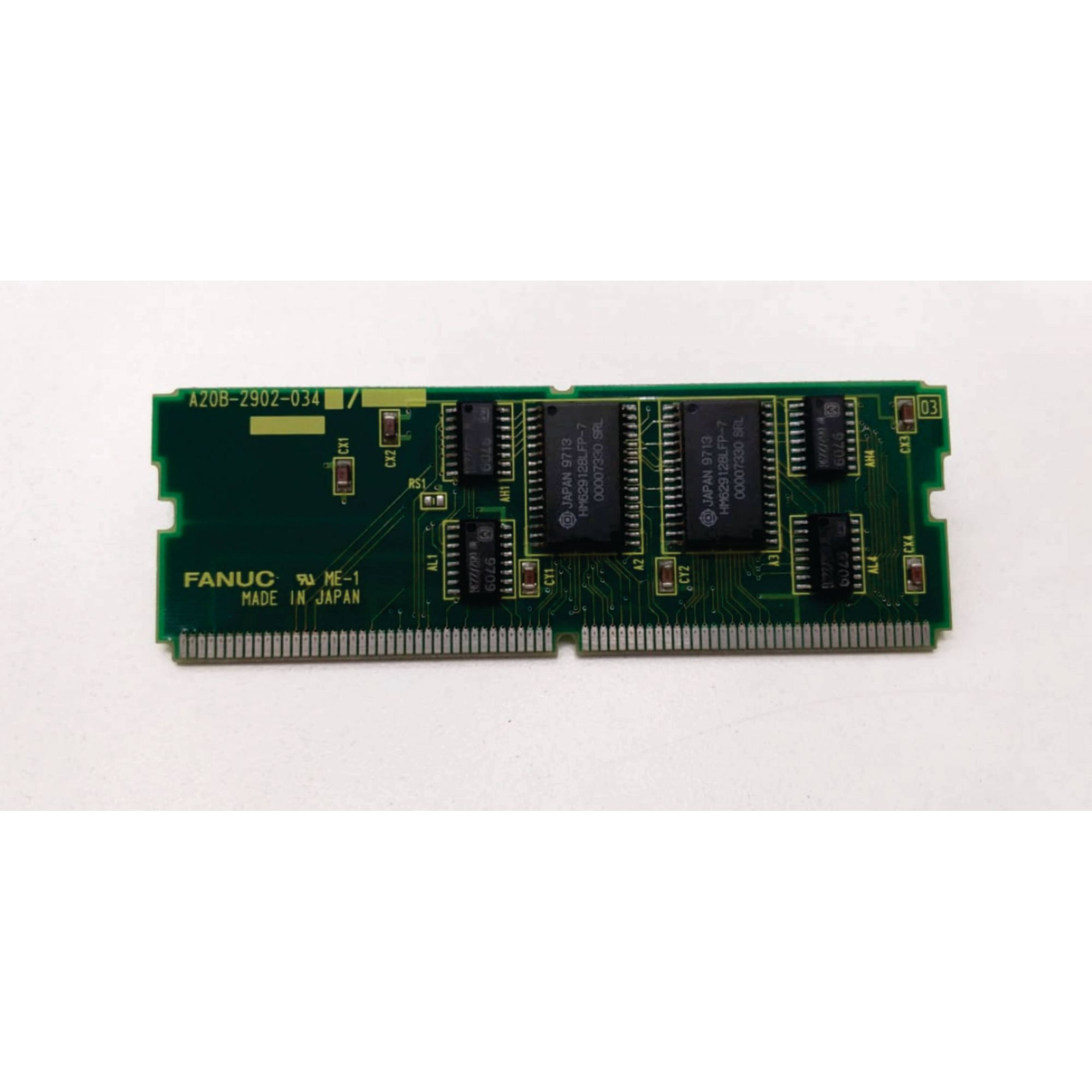 A20B-2902-0341 | PLACA FROM CNC | FANUC