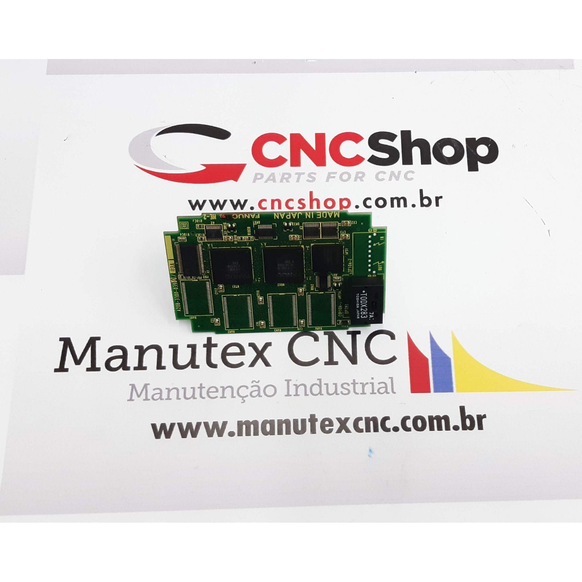 A20B-3300-0390   PLACA EIXO CNC   FANUC