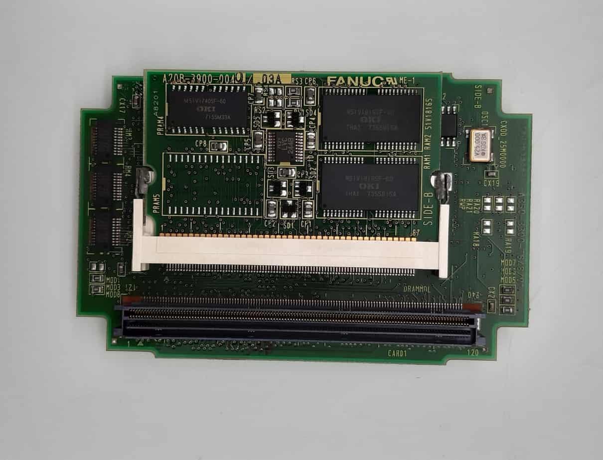 A20B-3900-0040 | PLACA CPU | FANUC