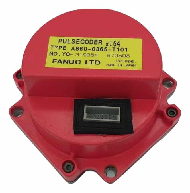 A860-0365-T101 | ENCODER SERVO MOTOR | FANUC