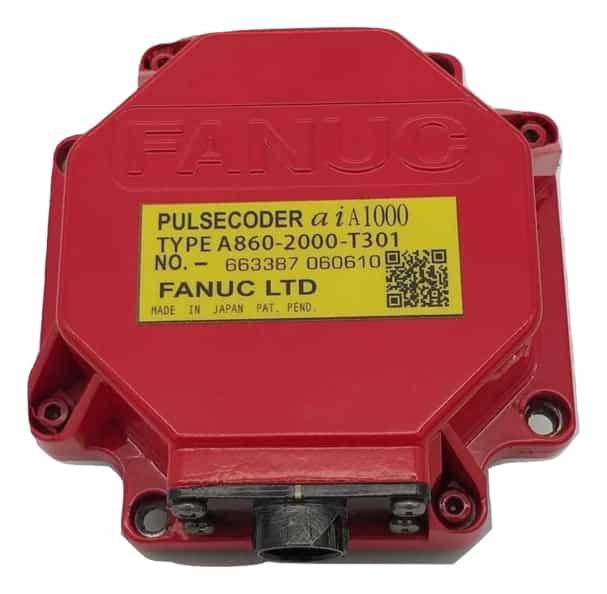 A860-2000-T301 | ENCODER SERVO MOTOR | FANUC