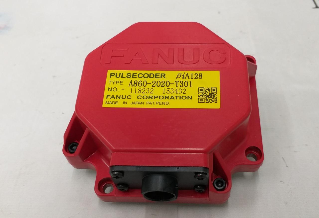 A860-2020-T301 | ENCODER SERVO MOTOR | FANUC