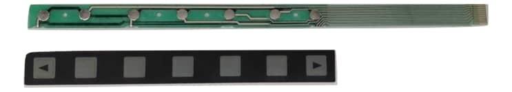 A86L-0001-0298 | MEMBRANA CNC | FANUC