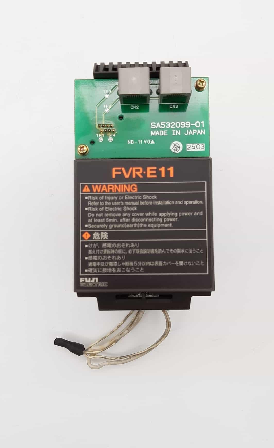 FVR0. 4E11S-2FA | INVERSOR  FREQUENCIA | FUJI ELETRIC