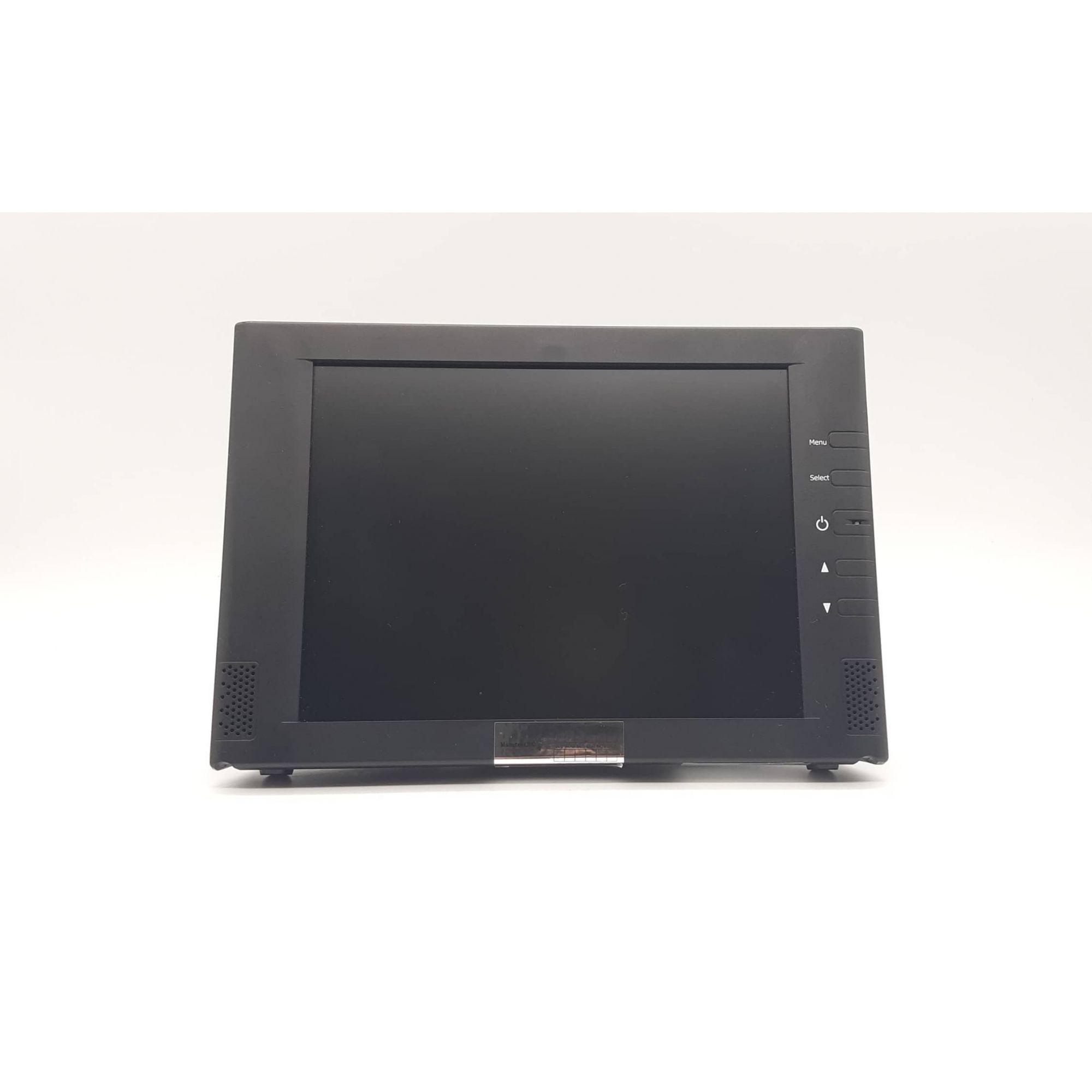 MONITOR LCD | CNC MACH9 | ROMI