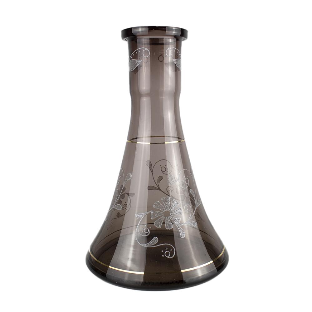 BASE CHINA LAMP 26CM FUME
