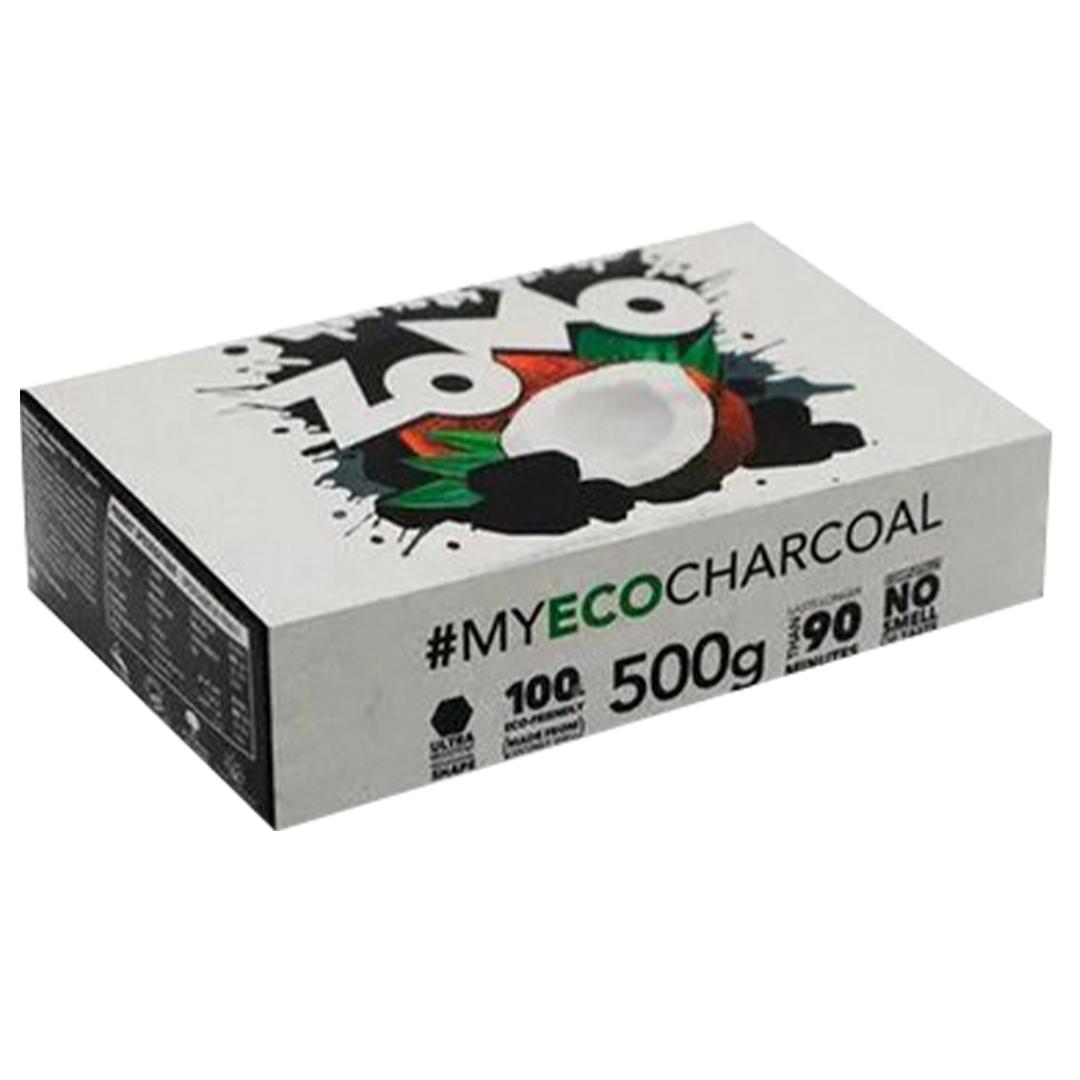 CARVAO COCO ZOMO HEX 500 G