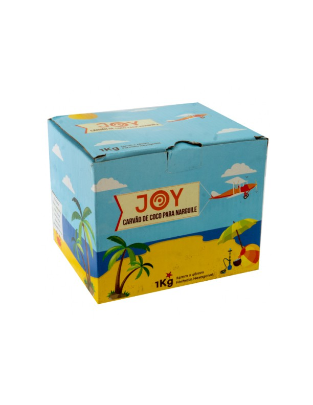 CARVAO JOY HEXAGONAL 1KG