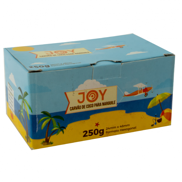 CARVAO JOY HEXAGONAL 250G