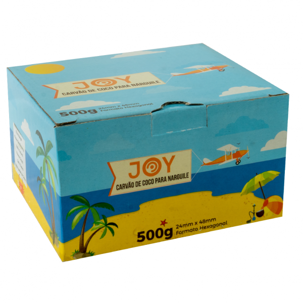 CARVAO JOY HEXAGONAL 500G