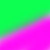 neon verde+rosa