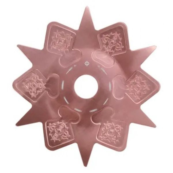PRATO AMAZON ASTERIS ROSE GRANDE