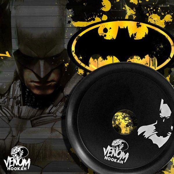 PRATO VENOM HOOKAH HEROES BATMAN