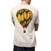 Camiseta Amazônia Balão - Off White