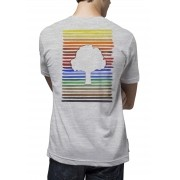 Camiseta Amazônia Pantone Logo - Mescla