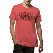 Camiseta Amazônia Tour de France - Rosa