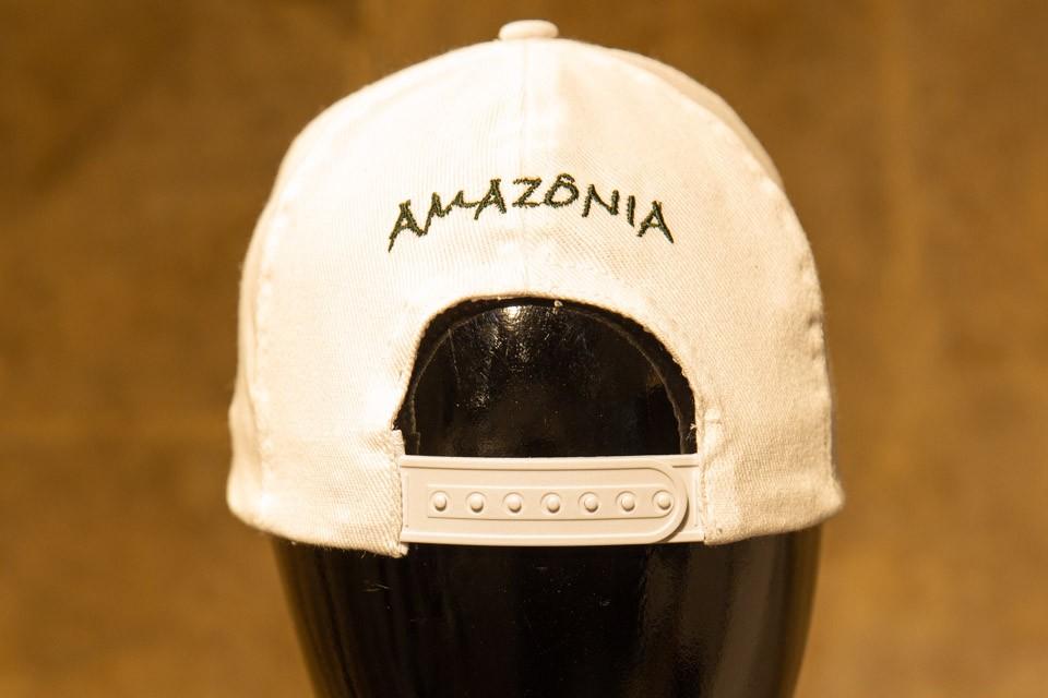 Boné Amazônia 0004 - AM6 - BRIM BRANCO - Branco