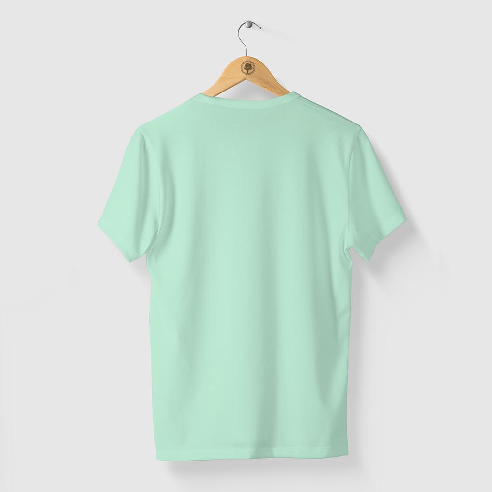 Camiseta Amazônia Bike Respect - Verde Claro