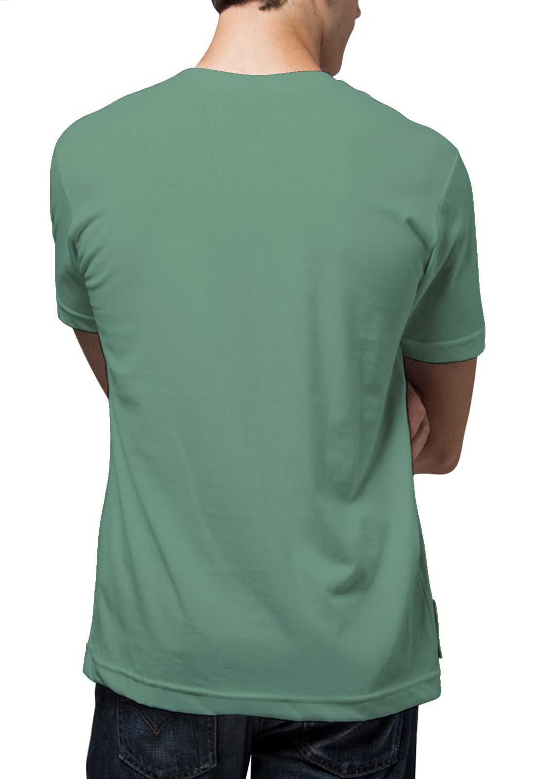 Camiseta Amazônia Biomas - Verde